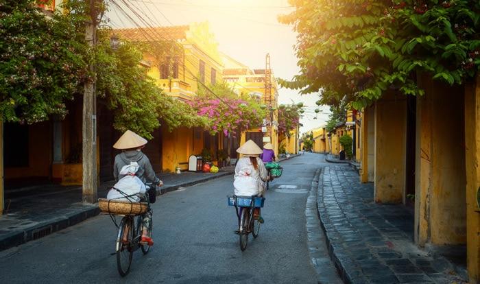 Способы добраться из Дананга в Хойан