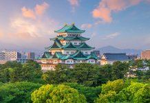 오사카에서 나고야