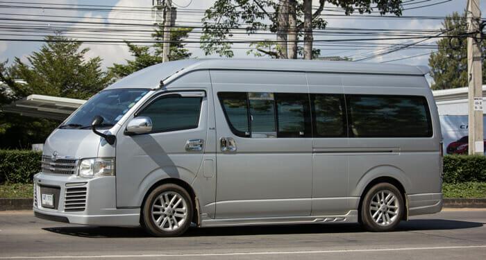 Микроавтобус и паром из Паттайи на Чанг