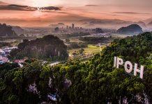 Из Сингапура в Ипох