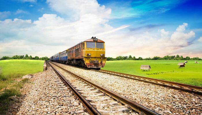 방콕에서 캄보디아 기차로 이동