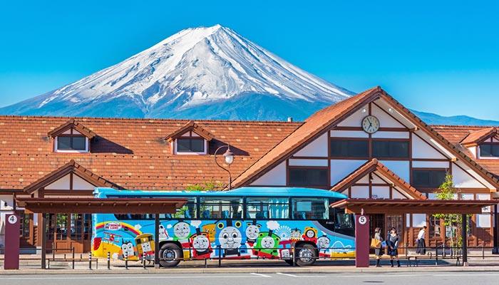 일본 버스 여행은 안전한가요?