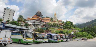 Путешествие по Малайзии на автобусе