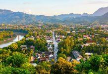 Из Вьентьяна в Луангпрабанг