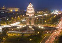 Из Бангкока в Пномпень