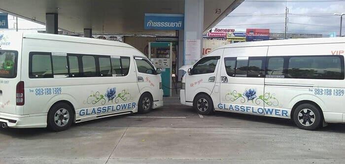 Из Паттайи в Хуахин на такси или микроавтобусе