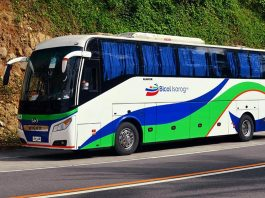Isarog Bus Company Review