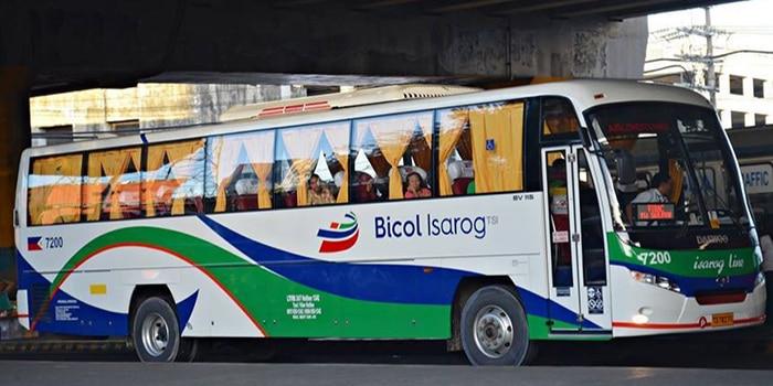 Isarog Bus Customer Reviews