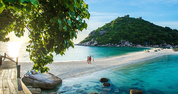 Способы добраться с острова Тао на остров Пханган