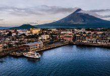 Из Манилы в Легаспи