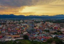 Из Пинанга в Ипох