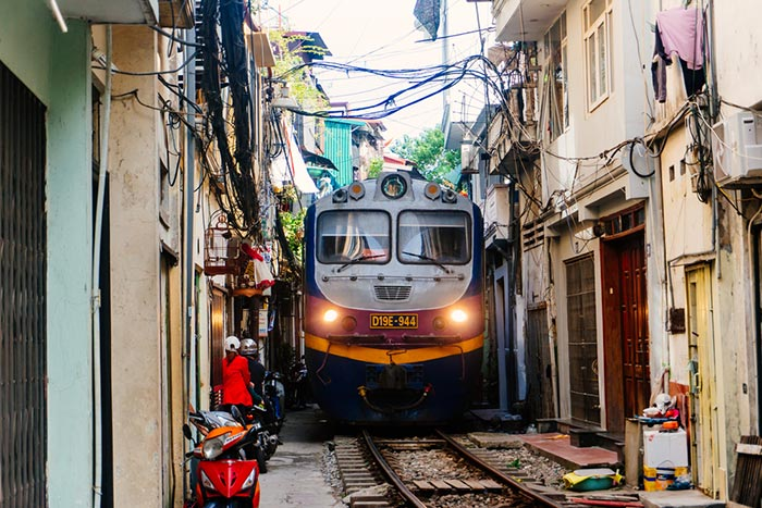 하노이에서 후에로 이동하는 방법