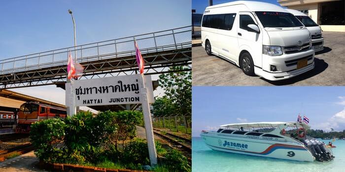 Из Бангкока на Липе на поезде, микроавтобусе и пароме.