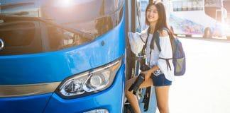 버스로 태국 여행하기
