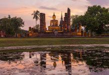 Из Бангкока в Сукхотай