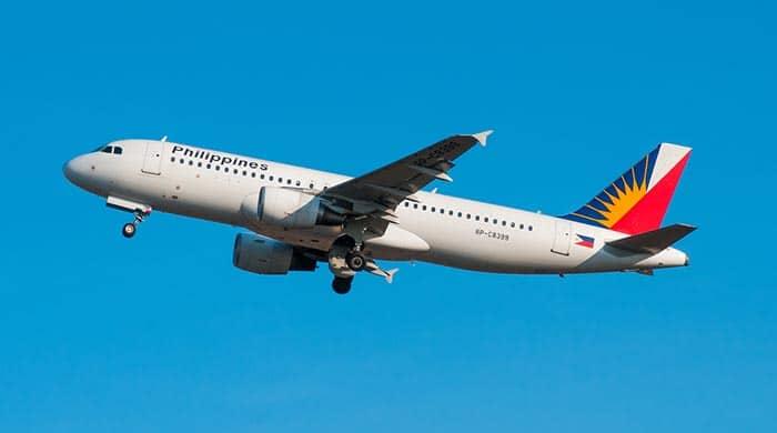 마닐라에서 비간 비행기로 이동