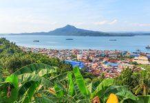 마닐라에서 타클로반