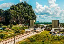 기차로 말레이시아 여행하기