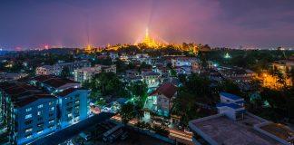 방콕에서 양곤