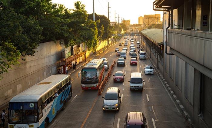 마닐라에서 바탕가스로 가는 방법