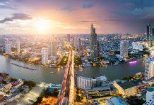 페낭에서 방콕