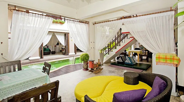 Devara Pool Villa Airbnb Pattaya