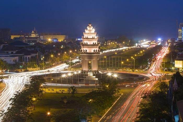 프놈펜에서 캄폿 이동방법