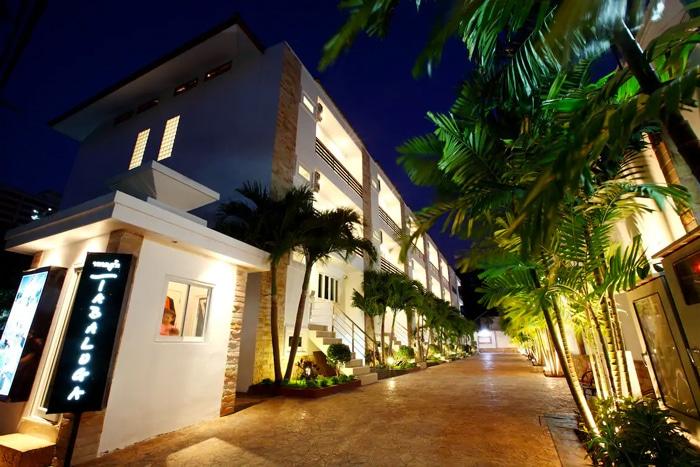 Tabaluga Pool Villas Airbnb Pattaya