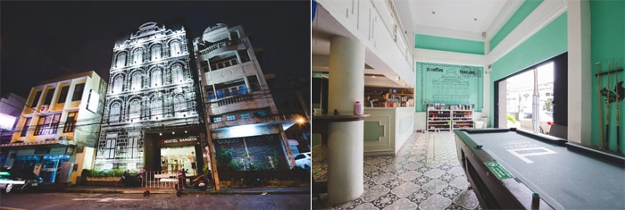 SUPER CLEAN HOSTEL NEAR PALACE + KHAOSAN ROAD
