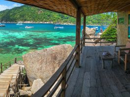 Airbnb in Koh Tao