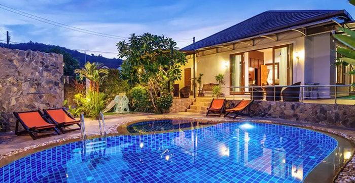 Ao Nang Serene Private Pool Villa