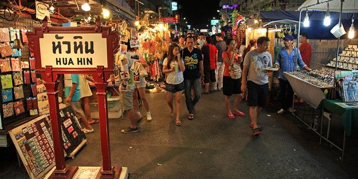 Bintabaht & The Night Market
