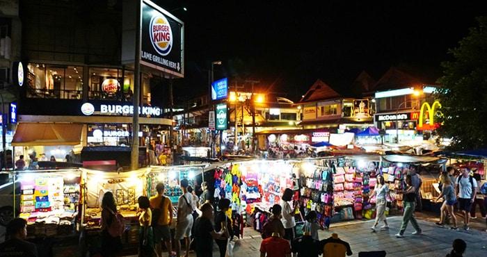 Chang Klan & the Night Bazaar