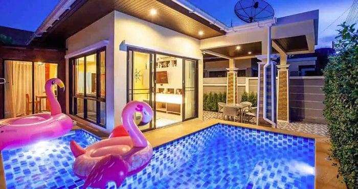 Pool Villa of Love