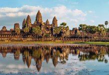 Von Bangkok nach Angkor Wat