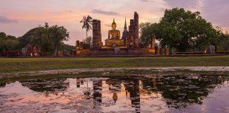 Von Bangkok nach Sukhothai