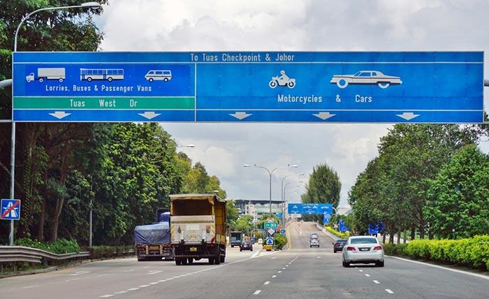 Reiseoptionen von Singapur nach Kuala Lumpur