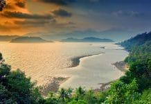 Von Pattaya nach Koh Chang