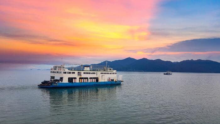 Reisemöglichkeiten von Pattaya nach Koh Chang